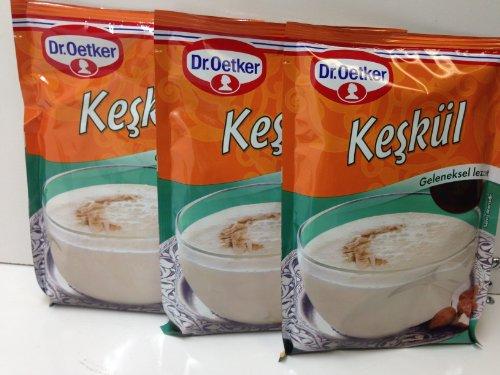 Dr Oetker Keskul Dessert Mix 140 Gr 3 Pack (Desserts Dr Oetker)