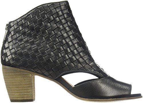 Patricia Nash Women's Rosetta Heeled Sandal, US Black
