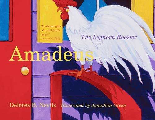 Amadeus: The Leghorn Rooster (Young Palmetto -