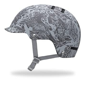 Giro Surface – Casco, Matte Titanium/Grey Evil