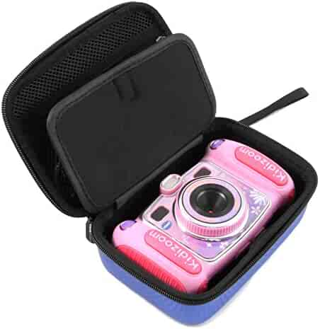 KIDCASE Camera Case For VTech Kidizoom DUO Selfie Camera - By CASEMATIX , INCLUDES CASE ONLY
