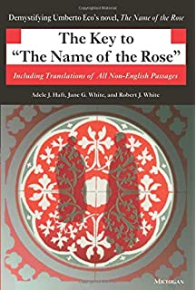 Of novel the pdf rose the name