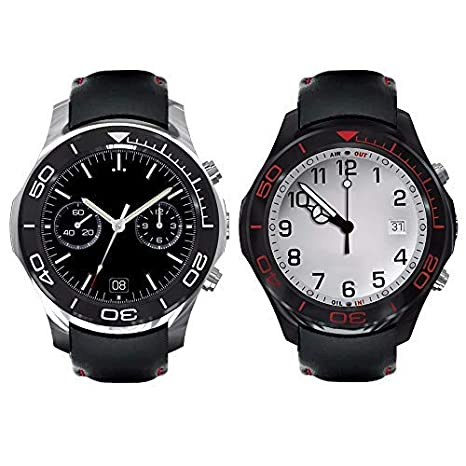 ZZKK Smart Watch Men Plus Sistema operativo Android 3G Smartwatch ...