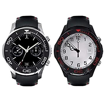 ZZKK Smart Watch Men Plus Sistema operativo Android 3G ...