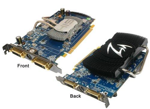 HIS H260PRP512DD-R Radeon HD2600 Pro 0.5GB GDDR2 - Tarjeta ...
