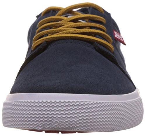 azul Scarpe Dc Uomo Shoe Blu Ginnastica Basse Blau M Da nc2 Shoestonik TTzqwxtF6