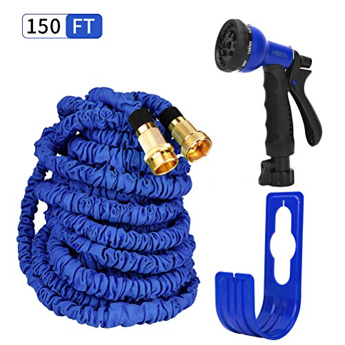 hblife-150-ft-expandable-lawn-garden-water-hose-with-8-spray-pattern-nozzle-triple-latex-core-solid-