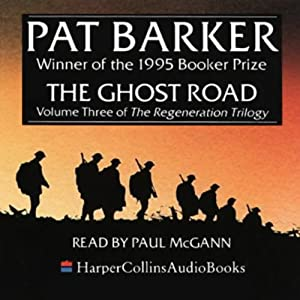 The Ghost Road Audiobook