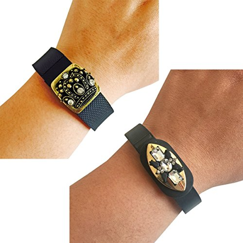 Charms Accessorize Fitbit Activity Trackers