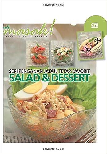 Seri Penganan Jadul Tetap Favorit Salad Dessert Indonesian