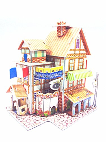 3 D Puzzle Doll House (B07DXNV2PT) Amazon Price History, Amazon Price Tracker