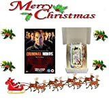 Christmas Gift Pack - Criminal Minds - Season 1 Complete [NON USA FORMATTED VERSION REGION 2 DVD] + Ye Old Cornish Christmas Sweets Gift Bag
