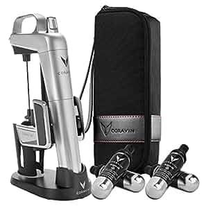 Coravin 112011 Elite Pro, Silver