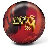 Brunswick Magnitude 055 Black/Orange/Red Solid, 15lbs