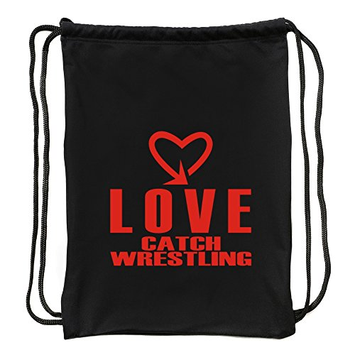 Eddany Love Catch Wrestling cool style Sport Bag by Eddany