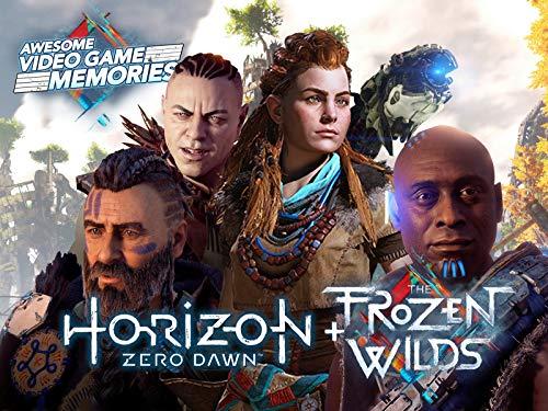 Horizon Zero Dawn and The Frozen Wilds
