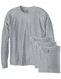 Hanes Men's Long Sleeve Comfort Soft T-Shirt
