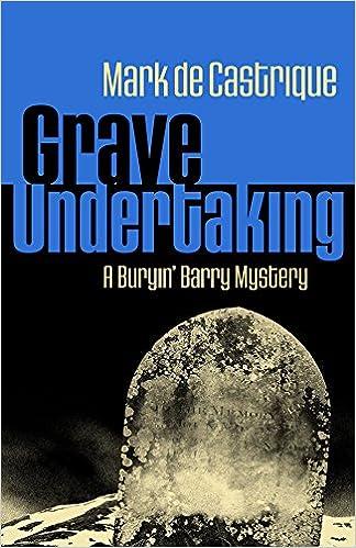 Amazon com: Grave Undertaking (Buryin' Barry Series