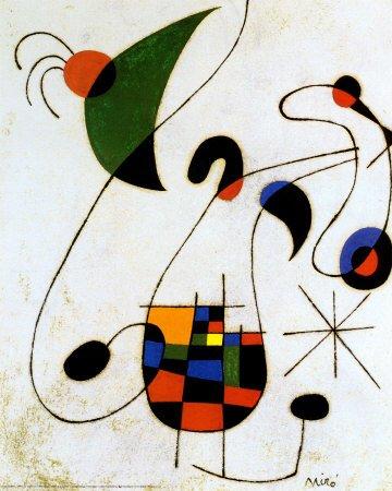 El cantante melancolico Joan Miró