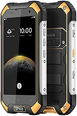 Teléfono Móvil para exteriores, Blackview Bv6000 Android 6.0 os ...