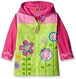 Stephen Joseph Girls Little Girls Raincoat Flower