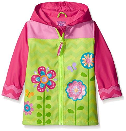 Stephen Joseph Rain Coat, Flower, - Patterned Raincoat
