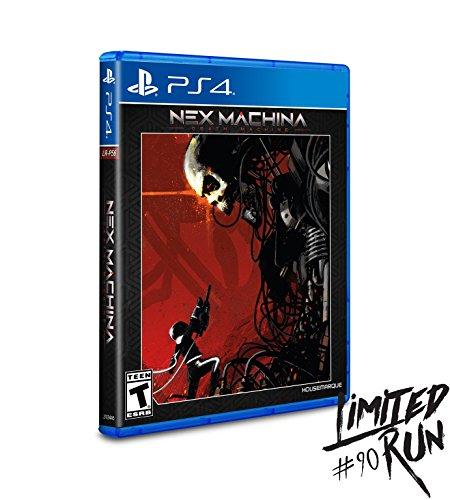Nex Machina Collector's Edition (Limited Run Games #90) – PlayStation 4