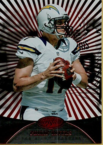Football NFL 2013 Certified Platinum Red #70 Philip Rivers Chargers by