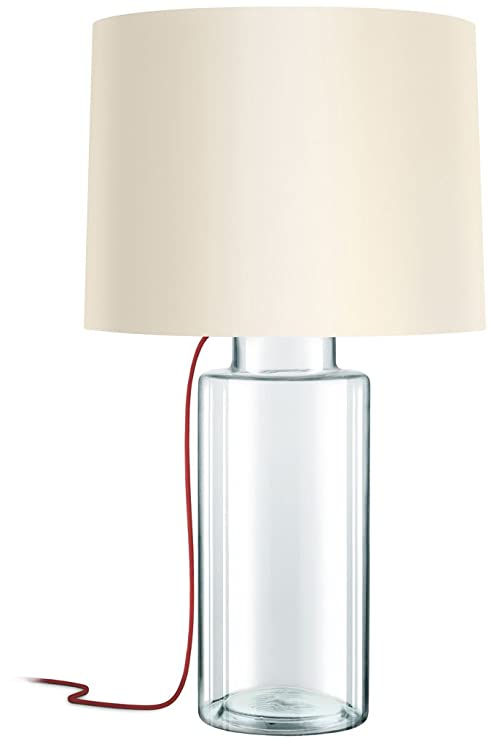 Sonneman 4775 87r Vaso Tall 3 Way Table Lamp 1 Light 18 Total