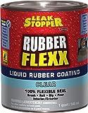 GARDNER-GIBSON 5578-0-02 1-Quart Clear Flexx Liquid Rubber Coating