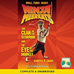 Ninja Meerkats: The Clan of the Scorpion/ The Eye of the Monkey