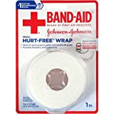 Johnson and Johnson Band-Aid 1 in.Hurt-Free Wrap 2.3 yd. Roll - 24 per case.