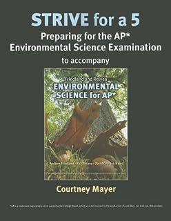 Amazon friedlandrelyea environmental science for ap strive for 5 environmental science for ap fandeluxe Images