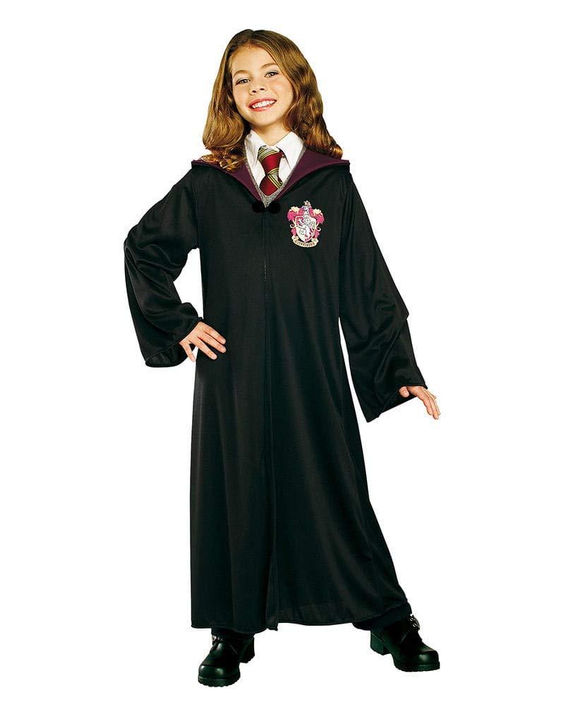 Horror-Shop túnica escolar de Gryffindor para niños M ...