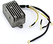 Caltric compatible with Regulator Rectifier Omc Evinrude 40 40Hp 2/3Cyl 1992-1997 1999-2008 585001 / 584476 2-