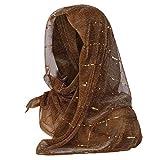 jiumoji Women Light and Breathable Mesh India Hat