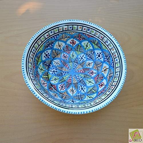 Bakir Royal Salad Bowl Diameter 25 cm