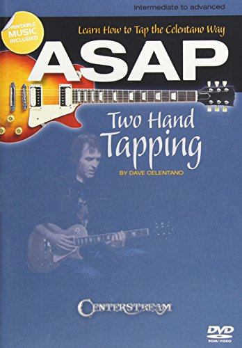 - Two Hand Tapping Technique for Guitar