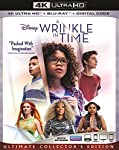 Cover Image for 'A Wrinkle in Time [4K Ultra HD + Blu-ray + Digital]'
