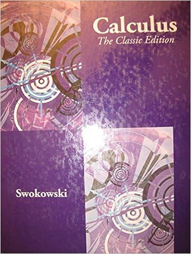Pdf calculus swokowski