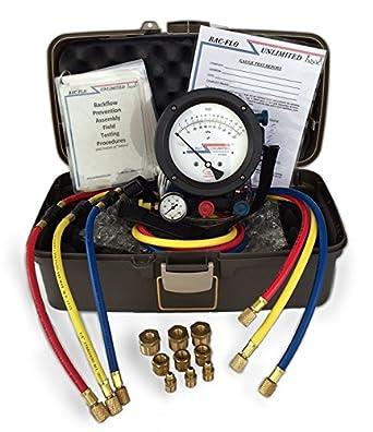 Amazon.com: Bac-Flo Unlimited BAC-FLO-5 Backflow Test Kit ...