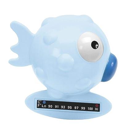 Chicco 00006564200000 Termometro Da Bagno Pesce Palla Azzurro