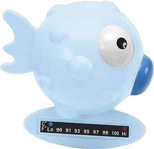 Chicco Bath Thermometer: Fish, Blue, 110 Grams