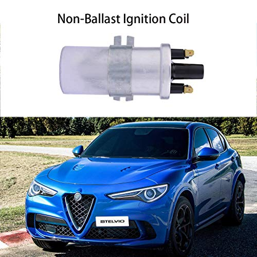- Panel Switch Lucas DLB101 12 Volt 3 Ohm Non-Ballast Ignition Coil