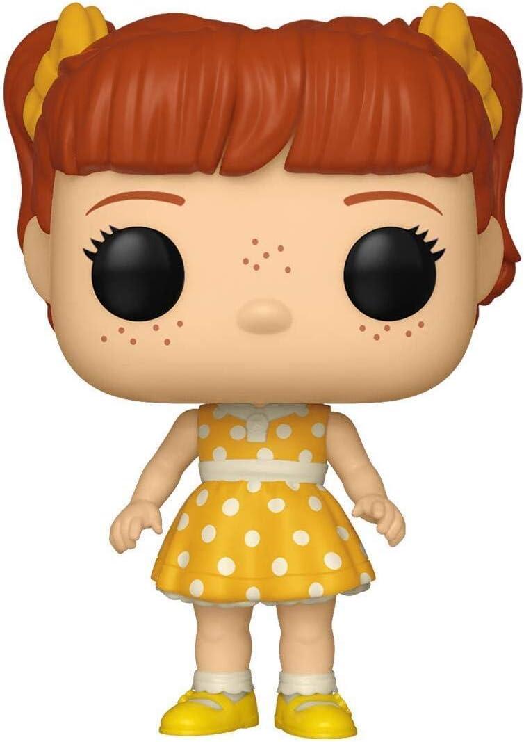 Funko- Pop Vinilo: Disney: Toy Story 4 Gabby Figura Coleccionable, Multicolor, Talla única (37395)