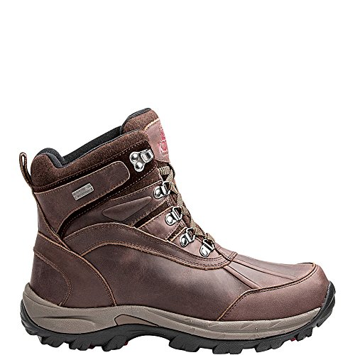 Kodiak Mens Ballard Snow Boot Brown