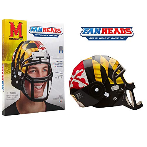 (Fan Heads 69752-PDQ Maryland Terrapins)