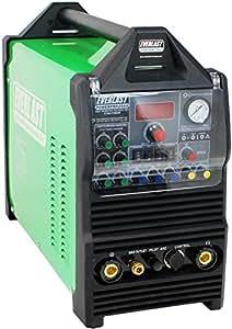 everlast powerpro 256s 250a tig stick pulse 60a plasma cutter multi process welder mig welding. Black Bedroom Furniture Sets. Home Design Ideas