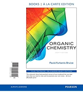 Amazon study guide and students solutions manual for organic organic chemistry books a la carte edition 8th edition fandeluxe Gallery