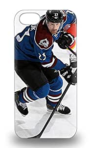 High Quality NHL Colorado Avalanche Milan Hejduk #23 Skin 3D PC Soft Case Cover Specially Designed For Iphone 5/5s ( Custom Picture iPhone 6, iPhone 6 PLUS, iPhone 5, iPhone 5S, iPhone 5C, iPhone 4, iPhone 4S,Galaxy S6,Galaxy S5,Galaxy S4,Galaxy S3,Note 3,iPad Mini-Mini 2,iPad Air )
